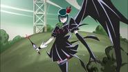 Dark cure batuta oscura