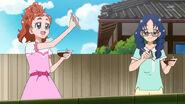 GPPC25 Haruka y Yui comiendo Sōmen