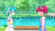 STPC03 Lala and Hikaru realize they should listen to each other