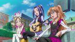 Suite Pretty Cure Civilian Sponsor Card