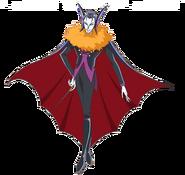 Batty perfil