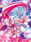 Heartcatch Pretty Cure! Another visual of Blossom and Marine