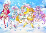 Tropical-Rouge! Pretty Cure Movie visual 1