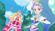 Flora, Aroma y Mermaid