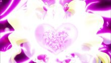 Love Sunshine Fresh The drawn heart is filled with energy