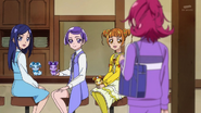 Mana vuelve restaurante