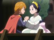 Romeo y Julieta escena final