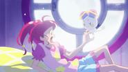 STPC1.21-Hikaru se sobresalta al ver a Fuwa
