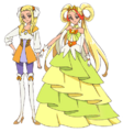 Sei y Antigua Cure Twinkle