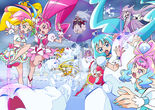 Tropical-Rouge! Pretty Cure Movie visual 6