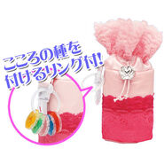 Heart Perfume Carrying Case