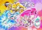 Heartcatch Pretty Cure! 2nd Ending Sponder Card