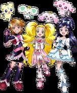 Pretty Cure Max Heart Perfil Haru