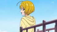 HuPC01.23-Homare le dice a Hana que su peinado se ve elegante