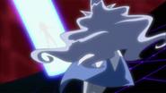 Cobraja tomando la Flor Corazón de Aki