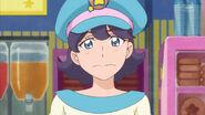 STPC3.28-La trabajadora de Star Donut confundida por el repentino cambio de conversación de Hikaru