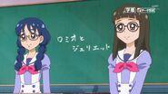 01. Riko y Yui a punto de dar un anuncio importante a todos