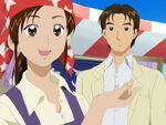 Akane and Nakao