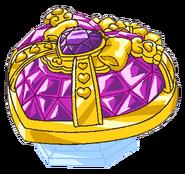 Cristal Futuro Morado (Toei Animation)
