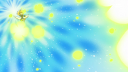 Honey Super Sonic Sparkle