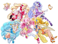 Perfil de Hugtto! Pretty Cure