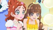 30.Kirara tranquilizando a Haruka