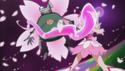 Heartcatch Pretty Cure! - Pink Forte Wave
