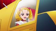 Reina aparece para trasladar a los pascientes