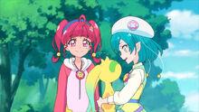 STPC Movie Uma with Lala and Hikaru