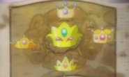 Cuatro coronas
