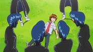 Seiji derrotado porlos choiarks