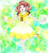 Vestido de Princesa de Hinata