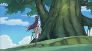 Yuri llega al Árbol Corazón