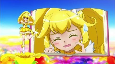 -NC--1080p-Smile Pretty Cure! Ending 2 Peace