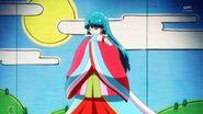 112. Minami interpretando a la Princesa Kaguya