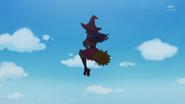 Kana ve a alguien volando