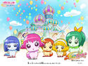 Pretty Cure Online SmPC wall smile 24 1 S