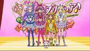 ¡Las Pretty Cure van a bailar!