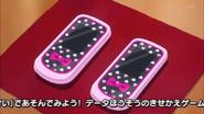 Cure Lines de Megumi y Hime