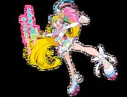 Cure Summer Profile Toei