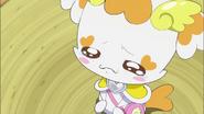 Potpourri se siente triste por no hacer podido proteger al Árbol Corazón