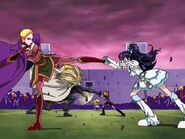 Pretty Cure vs Dotsuku Zone guardians
