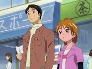 Takeshi nagisa comprando