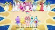 Las 12 Princesas reunidas