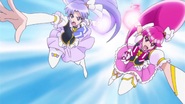 Lovely y fortune luchan contra phantom