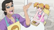 Kaoru aconseja love