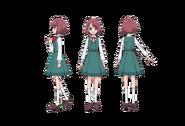 Nodoka School Uniform Profile Toei