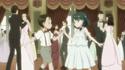 Young Kimimaro dancing with Young Minami