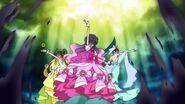 35. Las Antiguas Guerreras Legendaria Pretty Cures