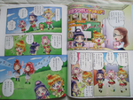 Chibi All Stars comic - MTPC October 2016 Page 1